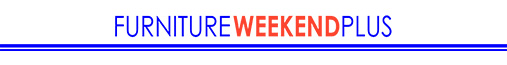 Furniture Weekend Plus Logo